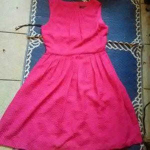 Cherry red Ellen Tracy dress